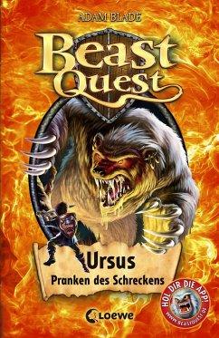 Ursus, Pranken des Schreckens / Beast Quest Bd.49 (eBook, ePUB) - Blade, Adam