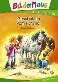 Bildermaus - Geschichten vom Ponyhof (eBook, ePUB)
