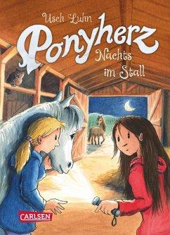 Nachts im Stall / Ponyherz Bd.6 (eBook, ePUB) - Luhn, Usch