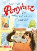 Ein Wildpferd auf dem Pausenhof / Ponyherz Bd.7 (eBook, ePUB)