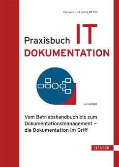 Praxisbuch IT-Dokumentation (eBook, PDF) - Reiss, Manuela; Reiss, Georg