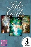 Gods: Alle Bände der göttlich-romantischen Reihe in einer E-Box! (eBook, ePUB)