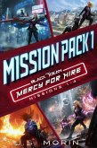 Mercy for Hire Mission Pack 1 (Black Ocean: Mercy for Hire Mission Pack, #1) (eBook, ePUB)