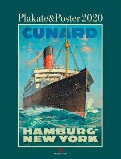 Plakate und Poster 2020 - Posterkalender