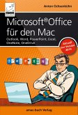 Microsoft Office für den Mac - aktuell zur Version 2019 (eBook, ePUB)