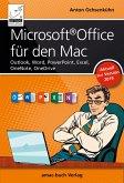 Microsoft Office für den Mac - aktuell zur Version 2019 (eBook, ePUB)