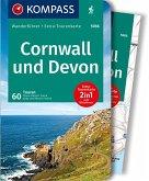 KOMPASS Wanderführer Cornwall und Devon