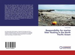 Responsibility for marine litter floating in the North Pacific Ocean