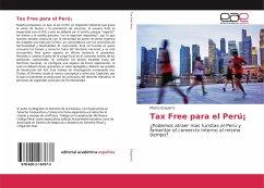 Tax Free para el Perú¡