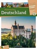 Malerisches Deutschland - Wochenplaner 2020
