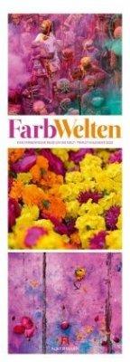 FarbWelten -Triplet-Kalender 2020