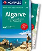 KOMPASS Wanderführer Algarve mit Fernwanderweg Via Algarviana