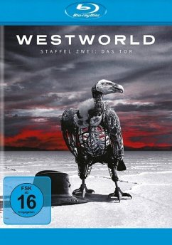 Westworld - Staffel 2: Das Tor BLU-RAY Box - Anthony Hopkins,Evan Rachel Wood,Thandie Newton