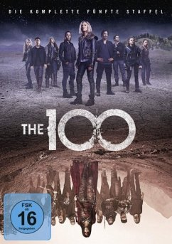 The 100 - Die komplette fünfte Staffel - Eliza Taylor,Paige Turco,Bob Morley