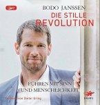 Die stille Revolution, 1 Audio-CD, MP3 Format