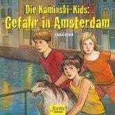 Die Kaminski-Kids: Gefahr in Amsterdam, 1 Audio-CD