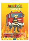 """Malbuch """"Feuerwehr"""""""