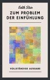 Edith Stein: Zum Problem der Einfühlung (eBook, ePUB)