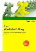 5 vor Mündliche Prüfung (eBook, PDF)