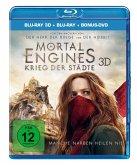 Mortal Engines: Krieg der Städte (Blu-ray 3D + Blu-ray)