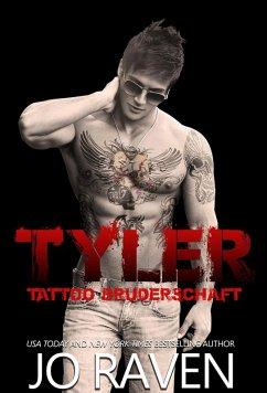 Tyler (Tattoo Bruderschaft, #2) (eBook, ePUB) - Raven, Jo