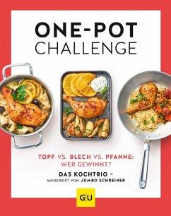Die One-Pot-Challenge (eBook, ePUB) - Schreiner, Jumbo; Schocke, Sarah; Kintrup, Martin; Schumann, Sandra