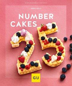 Number Cakes (eBook, ePUB) - Walz, Anna