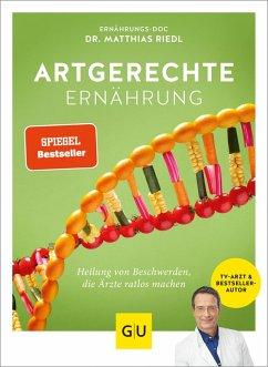 Artgerechte Ernährung (eBook, ePUB) - Riedl, Matthias