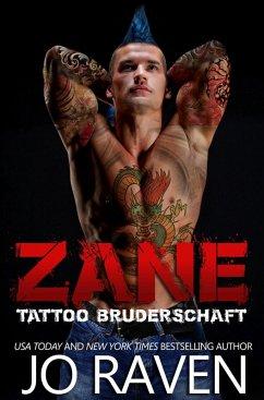 Zane (Tattoo Bruderschaft, #3) (eBook, ePUB) - Raven, Jo