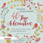 40 Tage Achtsamkeit (MP3-Download)