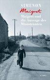 Maigret und die Aussage des Ministranten (eBook, ePUB)