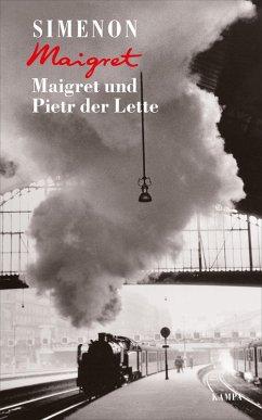 Maigret und Pietr der Lette / Kommissar Maigret Bd.1 (eBook, ePUB) - Simenon, Georges