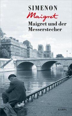 Maigret und der Messerstecher / Kommissar Maigret Bd.70 (eBook, ePUB) - Simenon, Georges