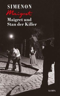 Maigret und Stan der Killer / Kommissar Maigret Bd.92 (eBook, ePUB) - Simenon, Georges
