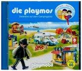 Detektive auf dem Campingplatz / Die Playmos Bd.66 (1 Audio-CD)