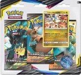 Pokemon (Sammelkartenspiel), PKM SM09 3-Pack Blister DE