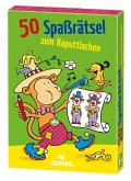 50 Spaßrätsel zum Kaputtlachen