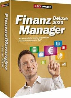 Lexware FinanzManager Deluxe 2020, 1 CD-ROM