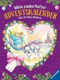 Mein zauberhafter Adventskalender. Mit 24 Mini-Büchern