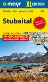 Mayr Karte Stubaital XL