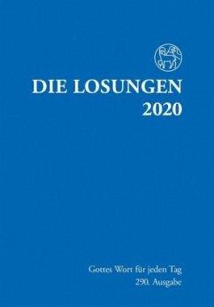 Die Losungen 2020 für Deutschland - Normalausgabe