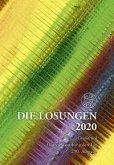 Die Losungen 2020 für Deutschland - Geschenkausgabe, Großdruck