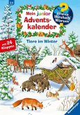 Mein junior Adventskalender Tiere im Winter
