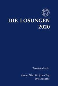Die Losungen 2020 für Deutschland - Terminkalender