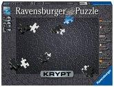 Ravensburger 15260 - Krypt Black, Puzzle 736 Teile