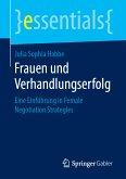 Frauen und Verhandlungserfolg (eBook, PDF)