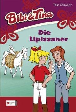 Die Lipizzaner / Bibi & Tina Bd.16 (Mängelexemplar)