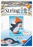 Ravensburger 18067 - String it Mini, Pinguine, Beschäftigung, Handarbeit
