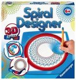 Ravensburger 29999 - Spiral Designer 3D Effect, Formen, Blüten