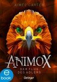 Der Flug des Adlers / Animox Bd.5 (eBook, ePUB)